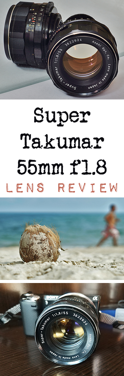 The Super Takumar 55mm f1.8 is an all-time classic and one of the best vintage lenses commonly available today. Come learn why you should get one here.