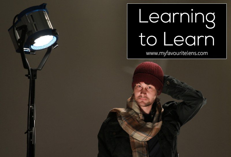 Learning to Learn | a blog post from My Favourite Lens