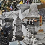 tombs in chiang mai
