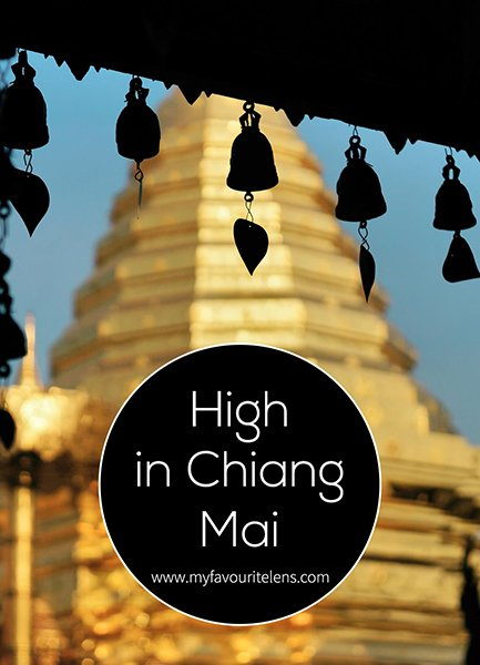 With Chiang Mai's old town being very flat and very walkable, a day strolling around shooting is one of the best ways to while away the time there. The plethora of temples in Chiang Mai means Buddhist photography is just around almost every corner too, and most of them offer good opportunities for photographing the architecture, the smaller details, and of course the people. Out to the west of Chiang Mai, high up on the hill, sits one of the area's most famous temples in Wat Phra Doi Suthep. As photogenic as you'd expect, the trip up one of Chiang Mai's highlights, especially when done by scooter.