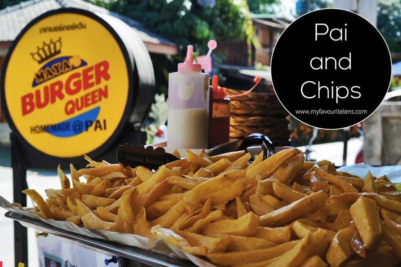 Pai and Chips | a travel photography blog from My Favourite Lens