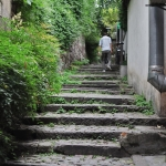 stone steps in china