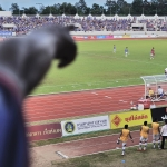 scene from chiang mai fc game