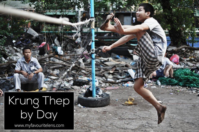 Krung Thep by Day | a photoblog by My Favourite Lens