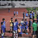 pictures after chiang mai fc game