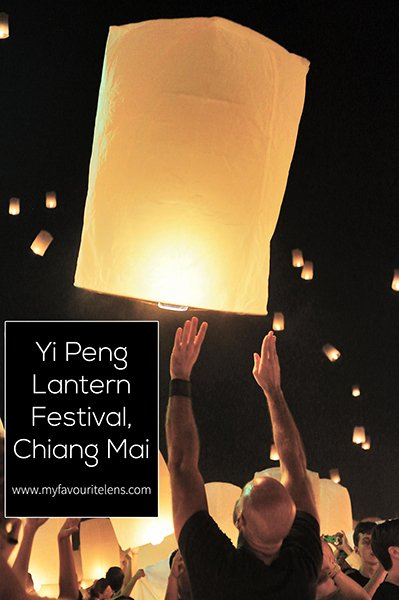 Yi Peng, the Chiang Mai lantern festival, is one of Thailand's most spectacular and most photographed events. Attending Yi Peng meant something to me personally, having wanted to attend ever since being shown a video of the lanterns rising into the air a few years previous by a traveller I met who had recently gone. Finally achieving something that had been on my list for a while was a great feeling, and I was happy to be able to bring back a set of pictures that hopefully demonstrate what it's like to be at Yi Peng.