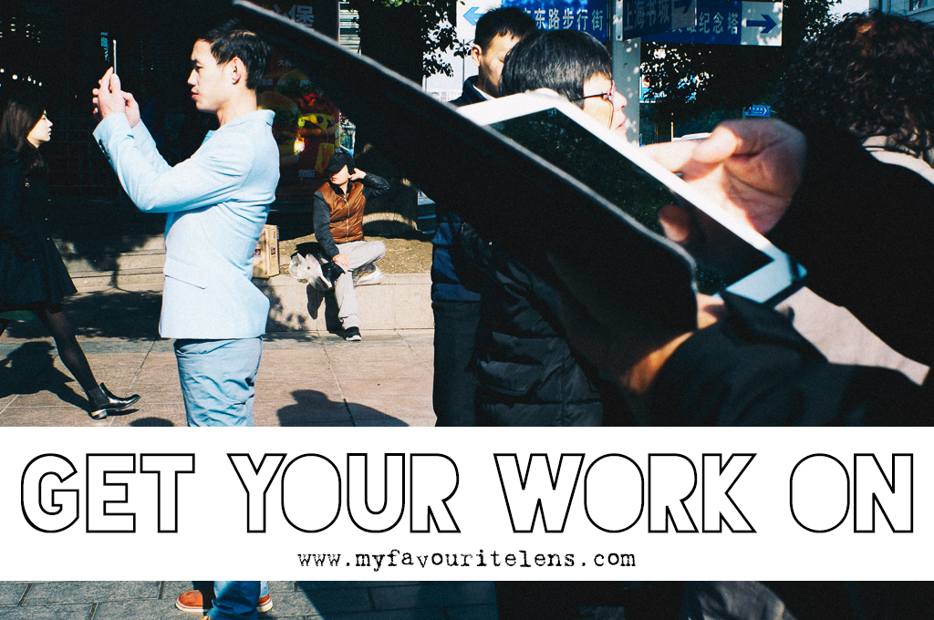get your work on