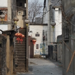 backstreet in xitang china