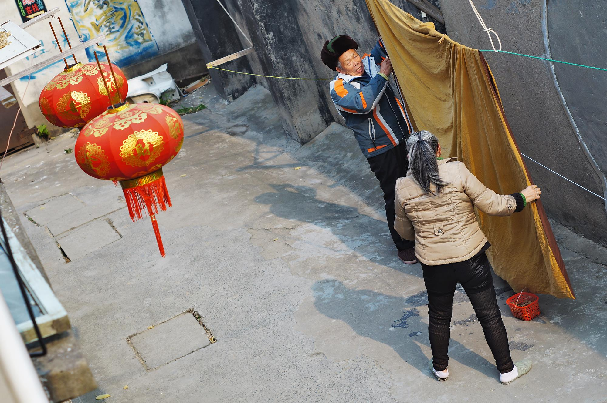 xitang local people