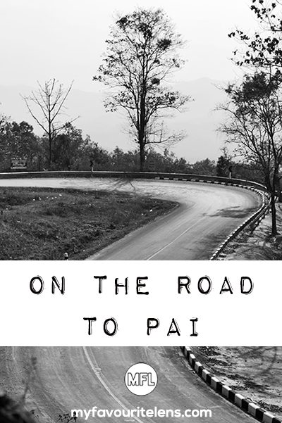 Black and white road trip photography in Northern Thailand? Go on then. Come see how the road to Pai from Chiang Mai looks when shot in classic monochrome.