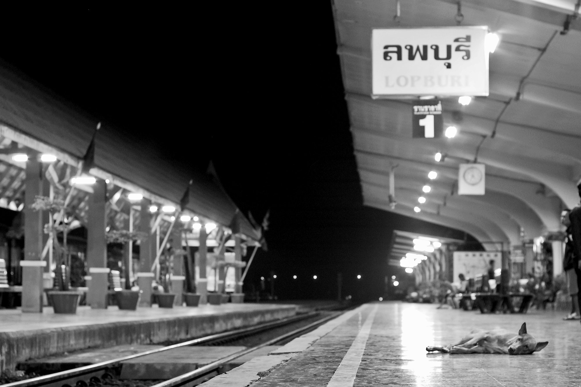 lopburi thailand train station
