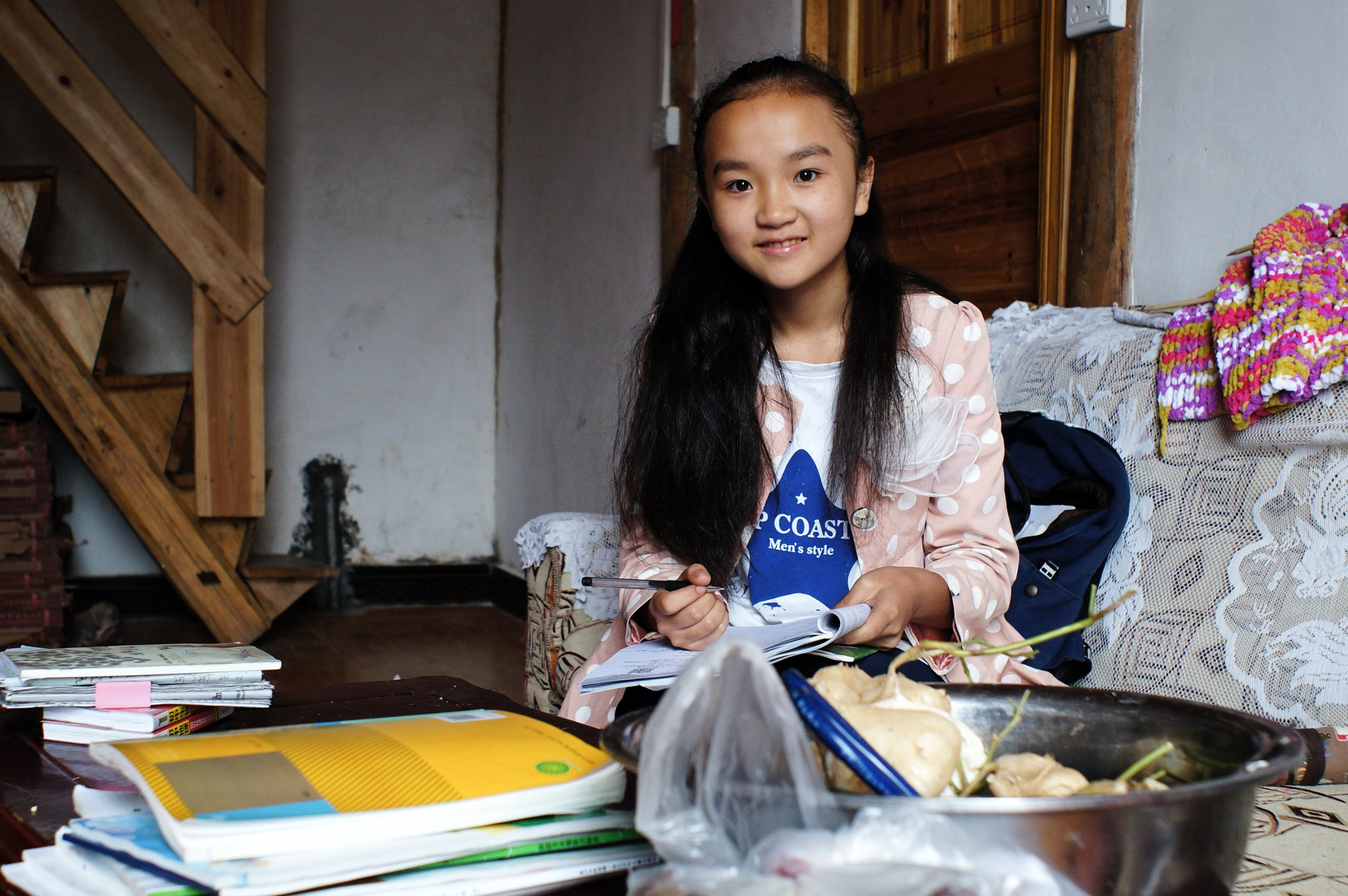 xijiang local girl