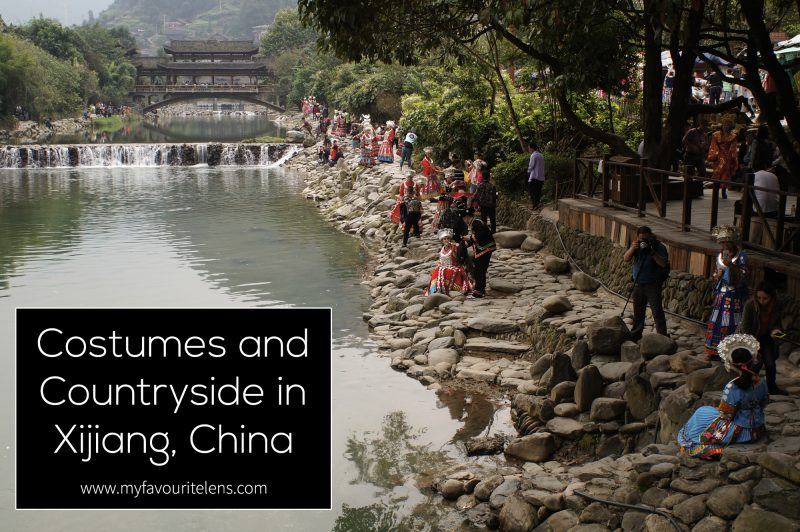 Costumes and Countryside in Xijiang, China | a photoblog by My Favourite Lens