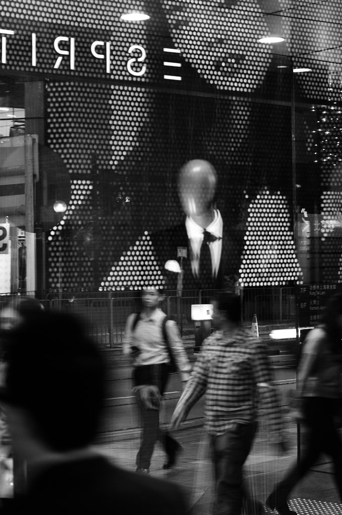 street photography reflections