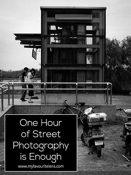 Not got time to go out all day with your camera? Newsflash: one hour of street photography is enough. Come find out exactly why in this article.