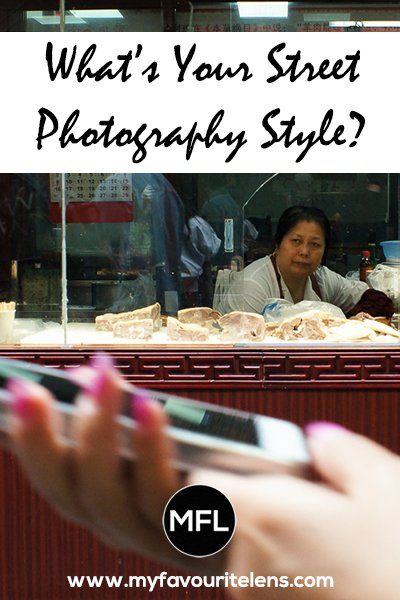 Do you know what your street photography style is? And do you know why you should have one? If you answered 'no' to either, you need to read this!