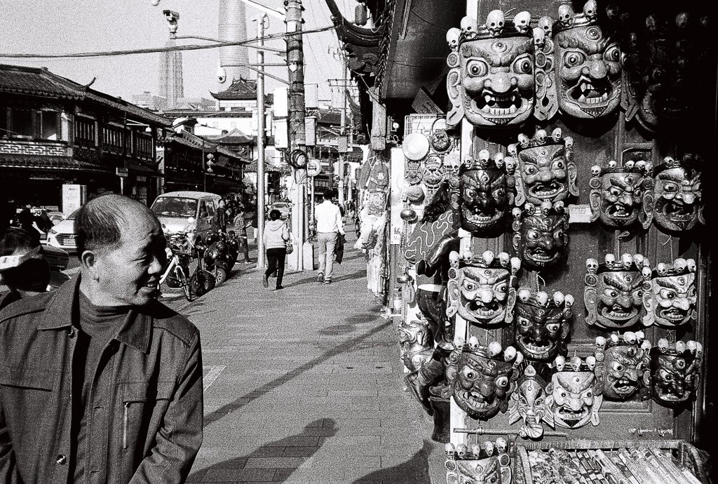 ilford pan 400 street photography