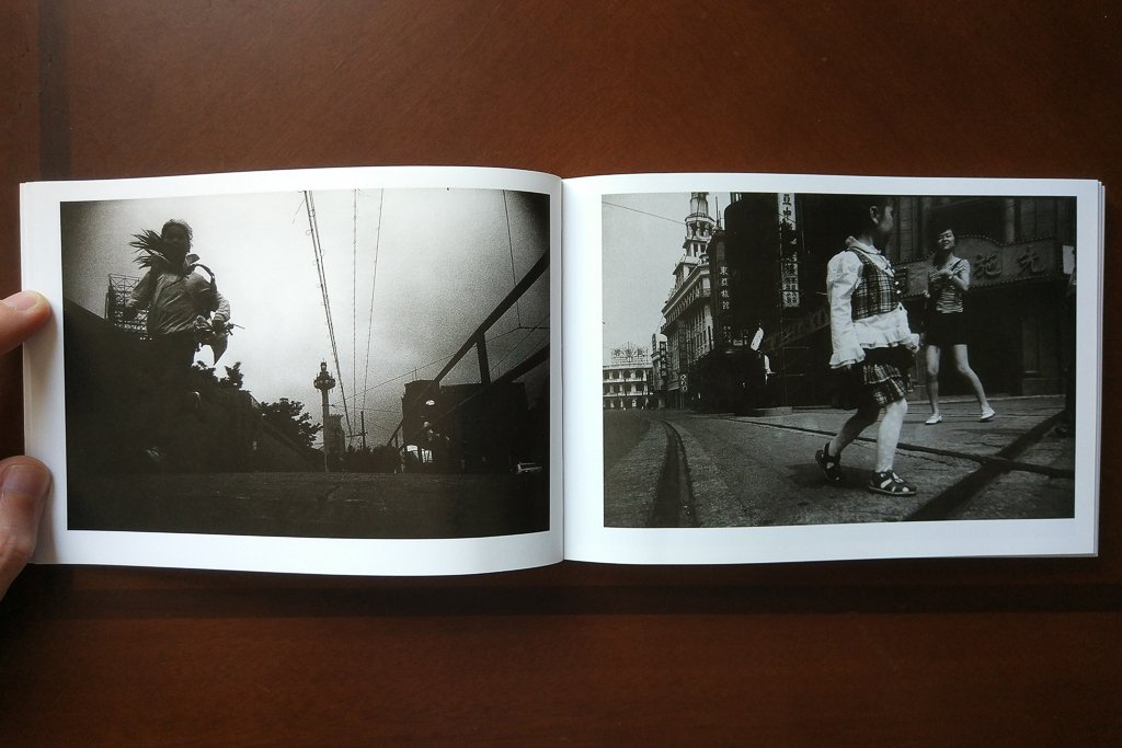 Film-Aged Shanghai Lu Yuanmin Example Pages