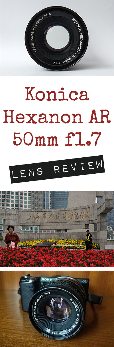 The Konica Hexanon AR 50mm f1.7 has always had a reputation for sharpness. But what else does it bring? Come find out in this comprehensive review.