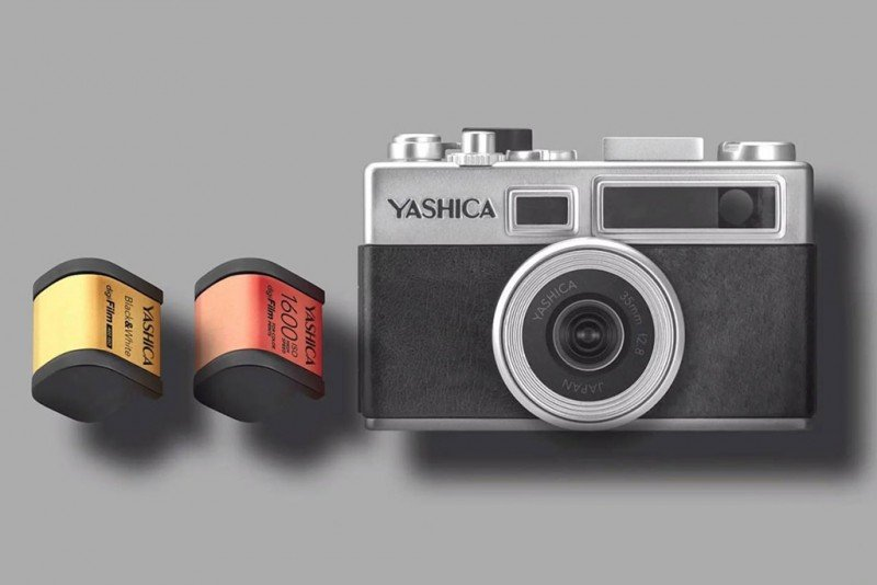 Why I Like the Yashica digiFilm Concept