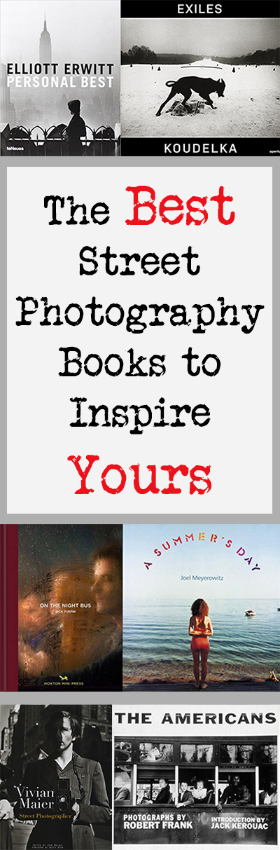 Consuming and admiring the best street photography books is a fine pastime, but it doesn't have to be a passive experience. Not when they can also inspire you to create your own! Come learn about some of the best photography books of all time and see how they can help you make your own masterpiece too.