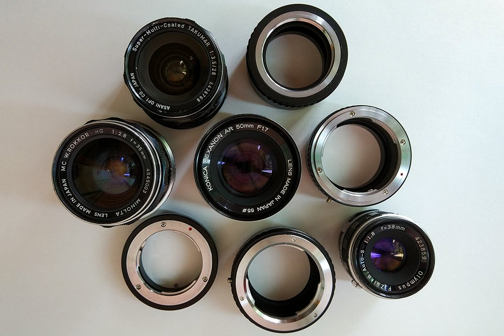 vintage lens adapters ultimate guide