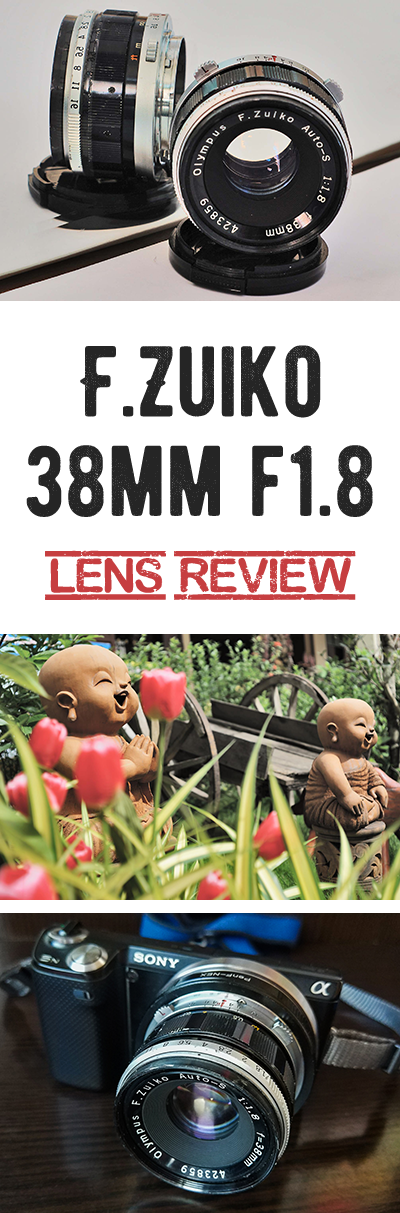 Looking for a good, versatile, and not too expensive manual focus lens? This F.Zuiko 38mm f1.8 lens review will point you in the right direction.
