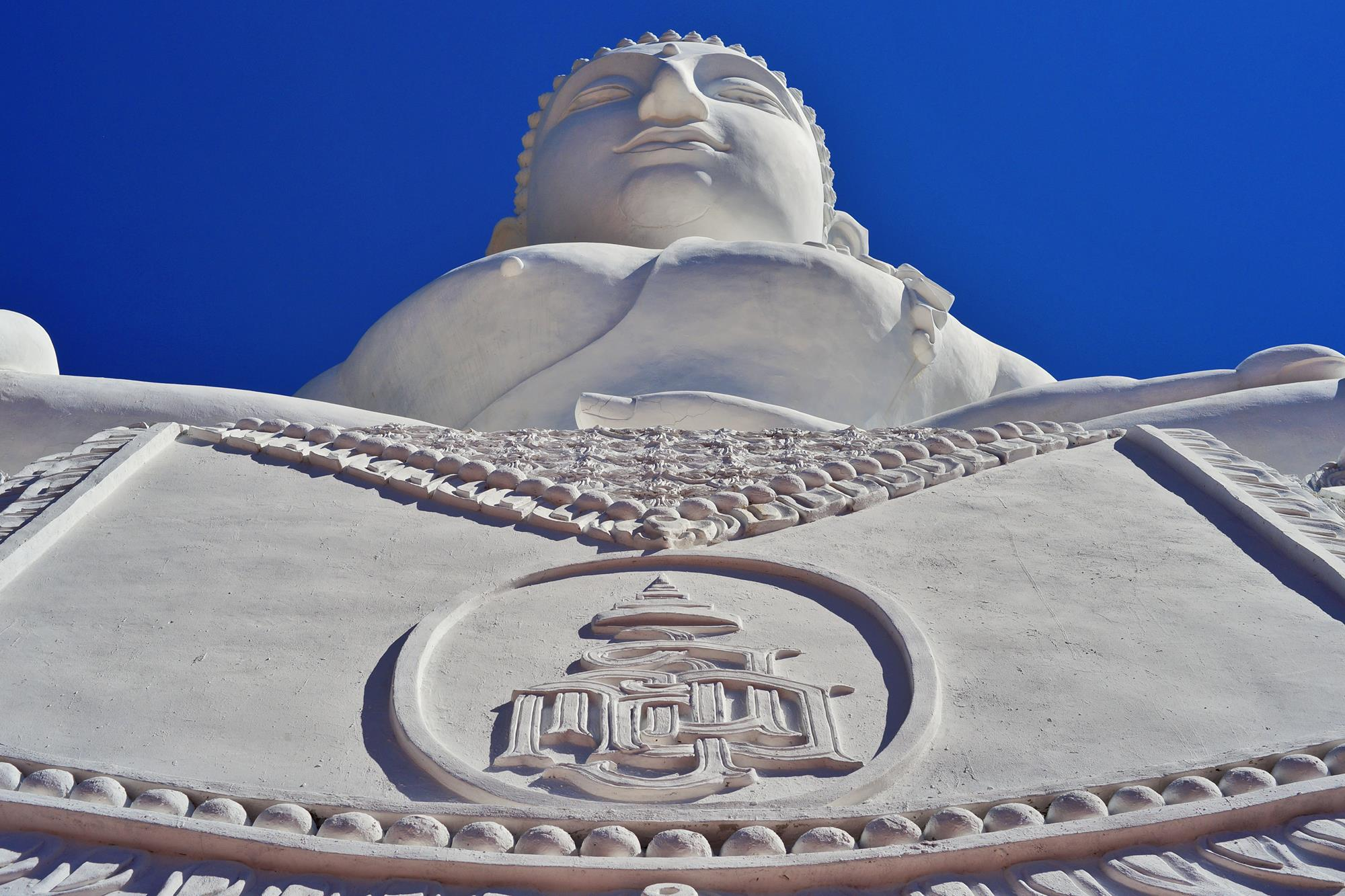 big buddha at pai thailand