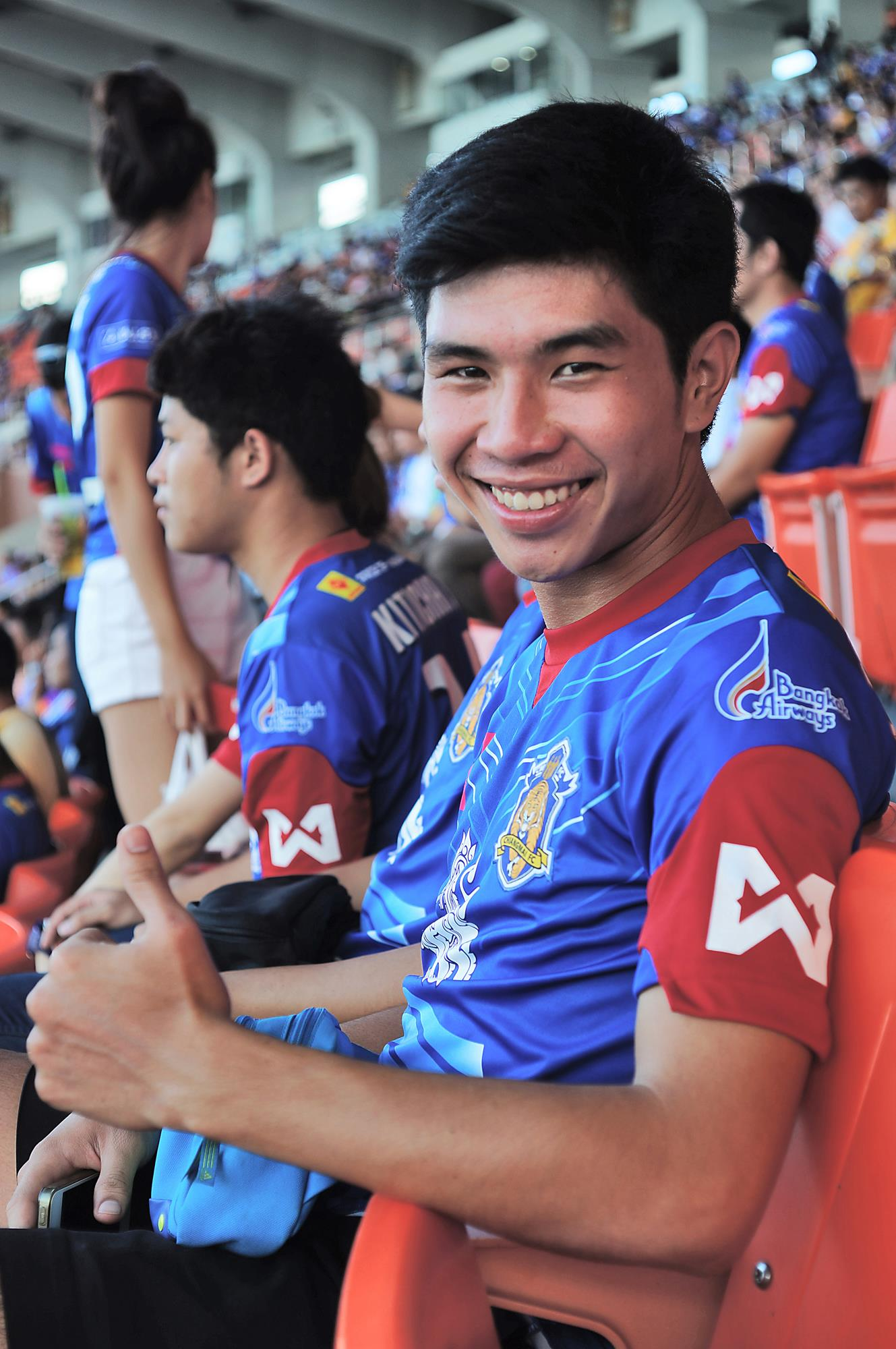 chiang mai football club supporter