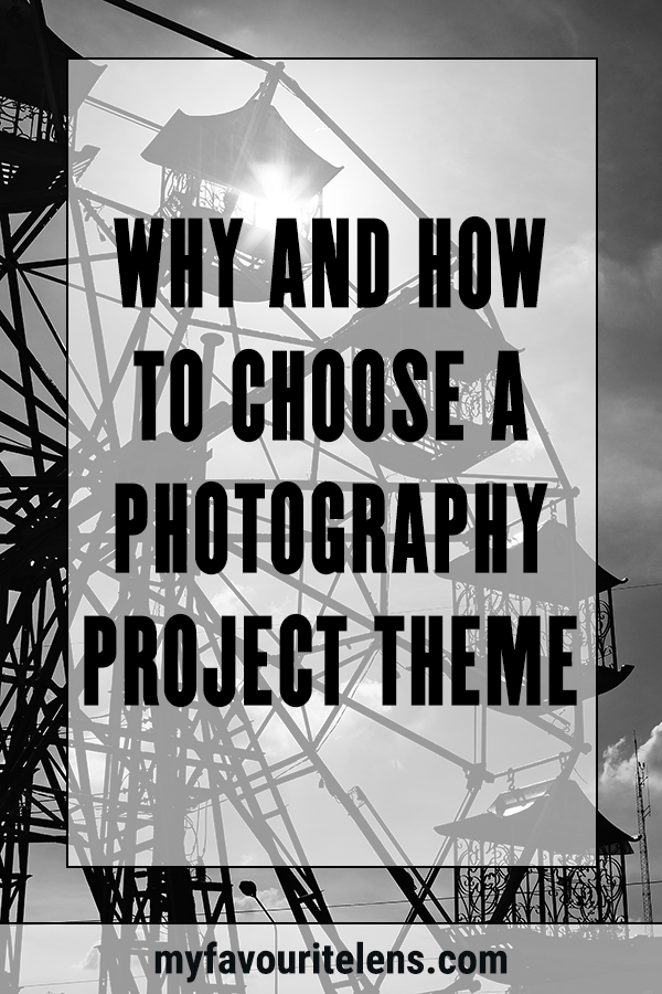 Choosing a photography theme is a great way to get even more creative with your work than you already are. Come read and learn why and how to pick yours.