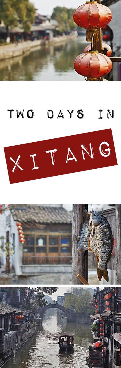 Xitang, China. A scenic water town near Shanghai that makes for a great break from the city. Heading there yourself? See pictures and trip info here!