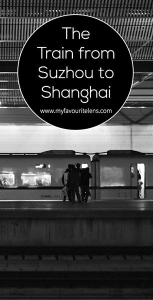 This post tracks a short trip from Suzhou to Shanghai on an evening train. Starting in a Suzhou metro station, I shot until the train pulled into Shanghai later in the evening. I think the six shots that make up The Train from Suzhou to Shanghai describe the journey better than I can here. So please, come take a look.