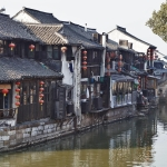 traditional chinese houses xitang
