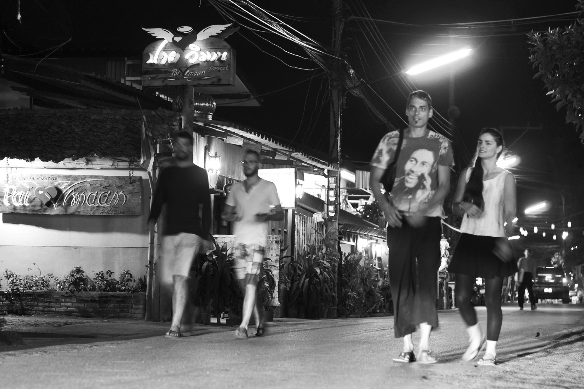 pai night street