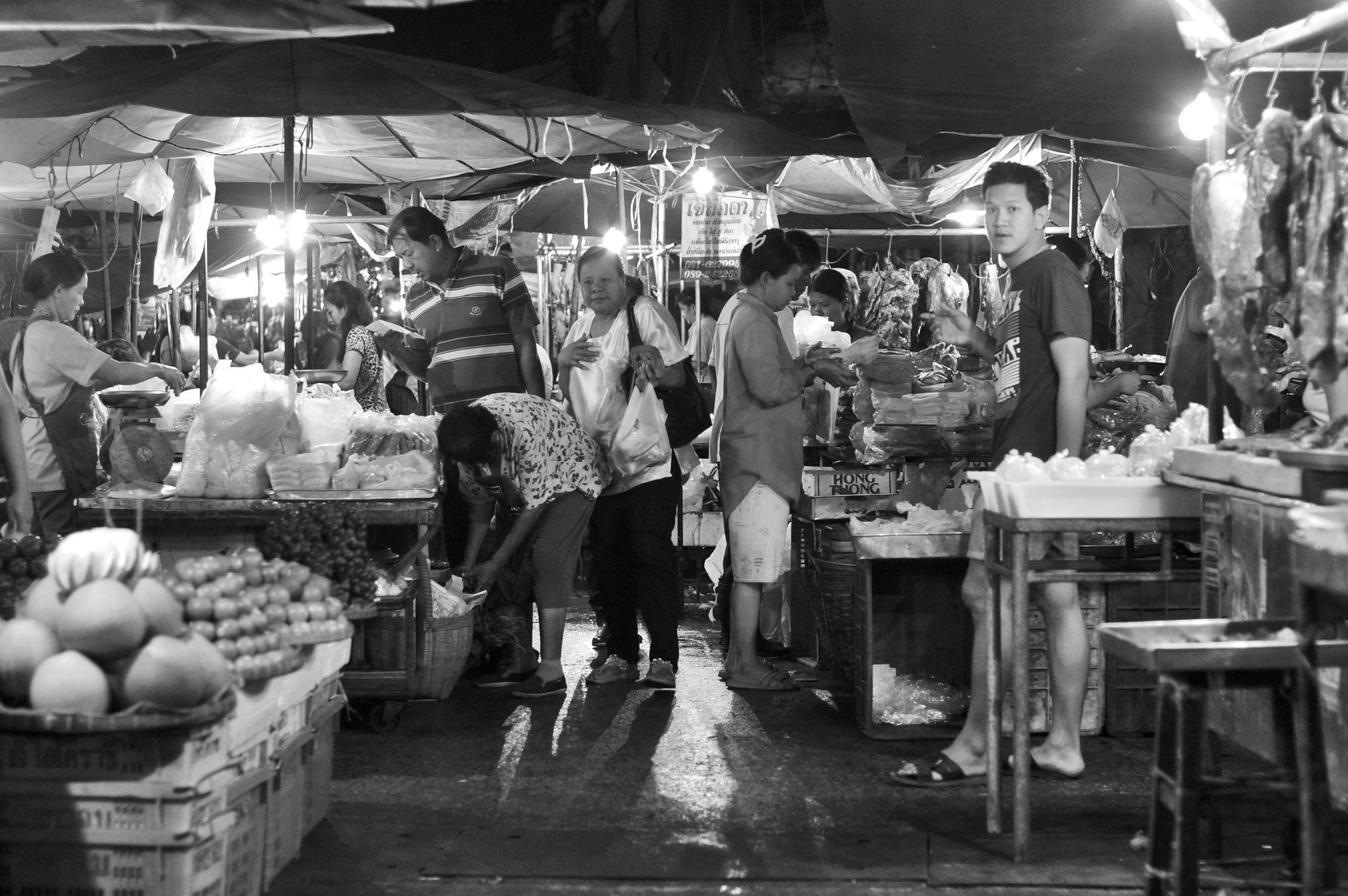 lopburi morning market