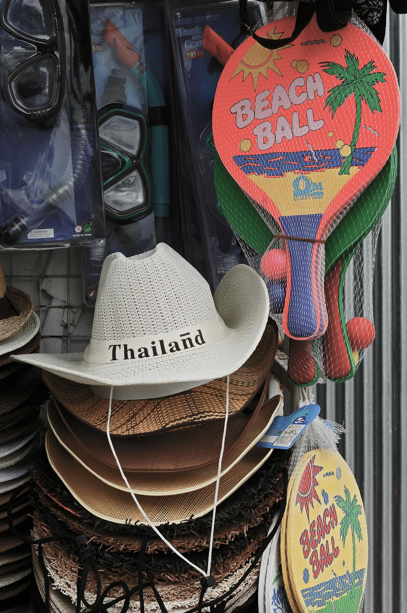 thailand ko samui beach shop