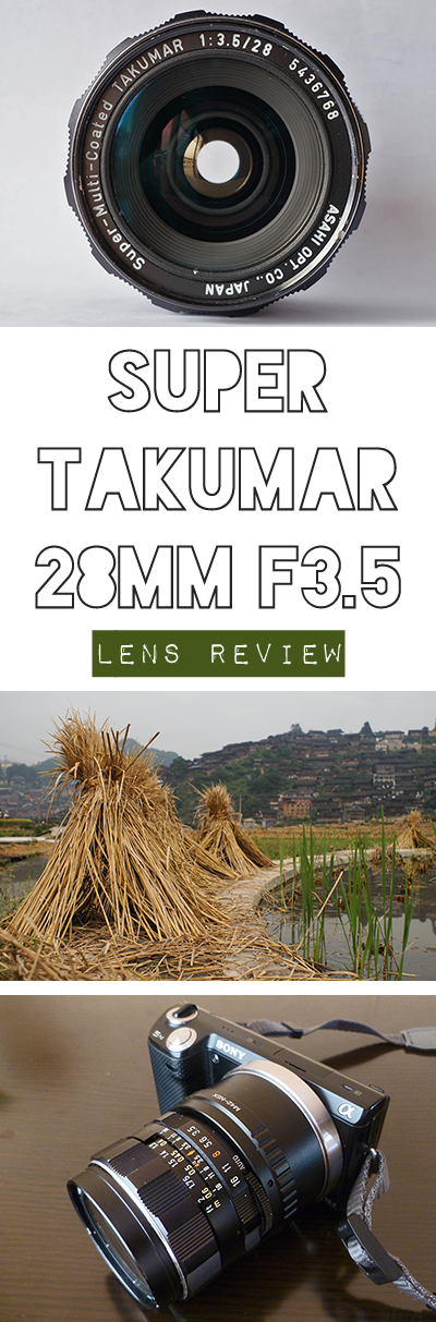 The Super-Takumar 28mm f3.5 is a wonderful vintage lens for your travel and street photography. Come see why it should be in your bag in this review.