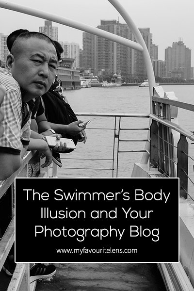 Understanding the swimmer's body illusion can help you become a better photographer and blogger. Want to know how? Come read this and I'll tell you.