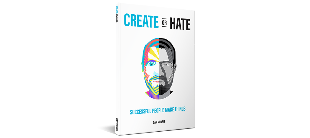 create or hate dan norris book review