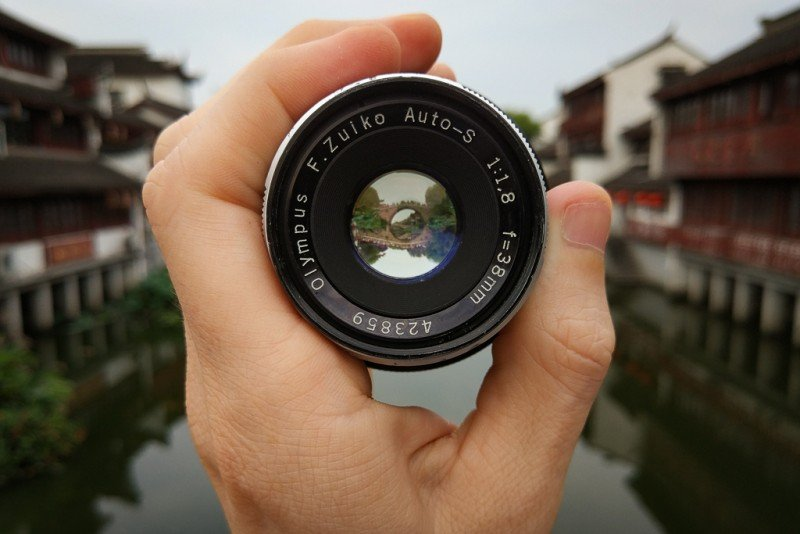 Where to Buy Vintage Lenses (and other camera gear) in Shanghai
