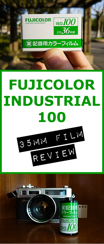 Fujicolor Industrial 100 film isn't always easy to find, so is it worth making the effort to do so? Come find out in this comprehensive review.