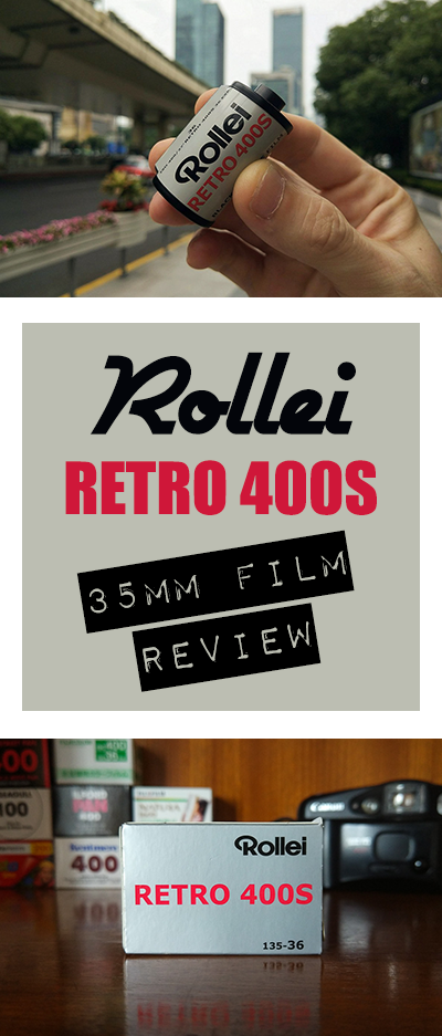 Looking to try a new monochrome film? You could do a lot worse than Rollei Retro 400S. Come learn why in this review, featuring real world sample shots.