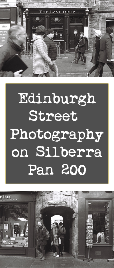 I took a roll of Silberra Pan 200 and shot some Edinburgh street photography on it. Want to see how it turned out? Then come have a read of this post.