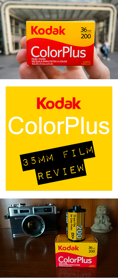 Kodak ColorPlus 200 is one of the cheapest colour negative films available. But is it any good? And should you try some? Come find out in this review.