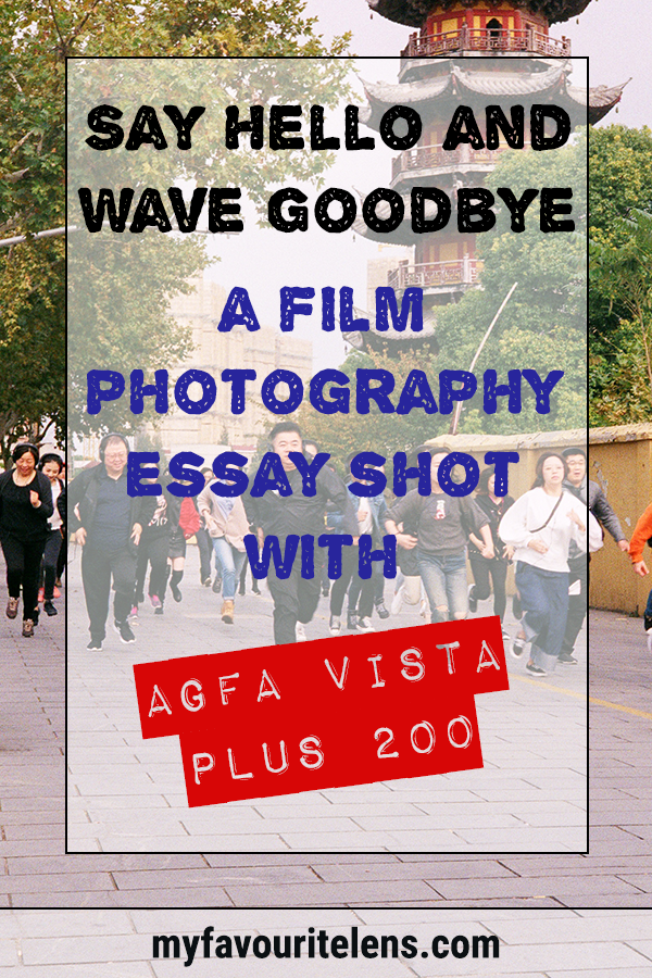 We're saying hello to a few things and goodbye to a few others. Agfa Vista Plus 200 and WordPress Gutenberg are some. Come see why in this round up post.