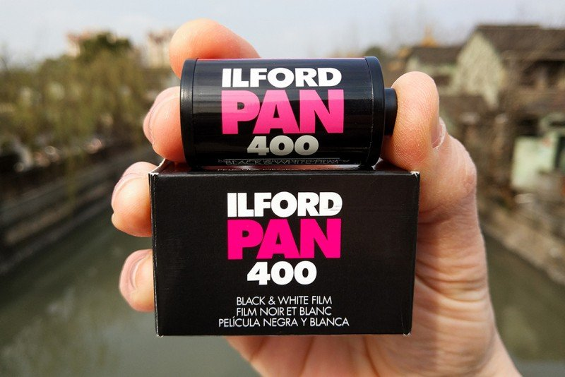 ilford pan 400 film review