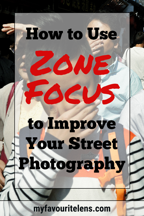 Zone focus and hyperfocal distance are timeless techniques that can improve your street photography. Come learn how and why to use them here.