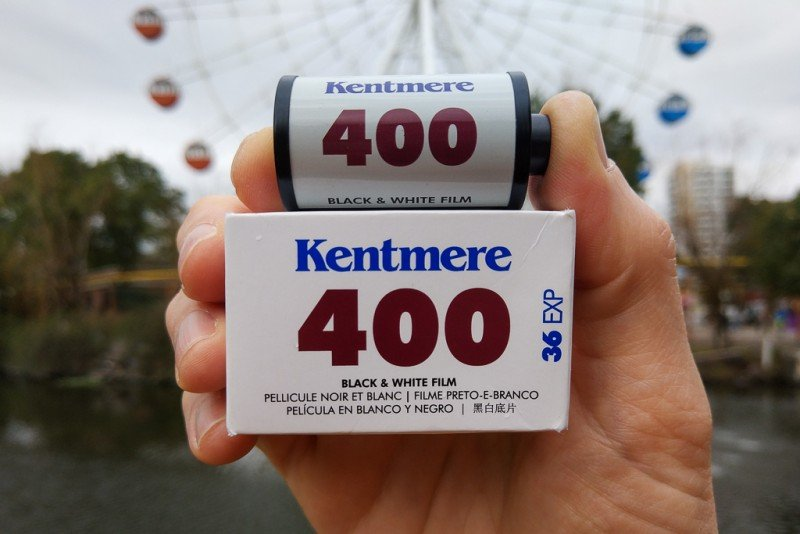 kentmere 400 film review