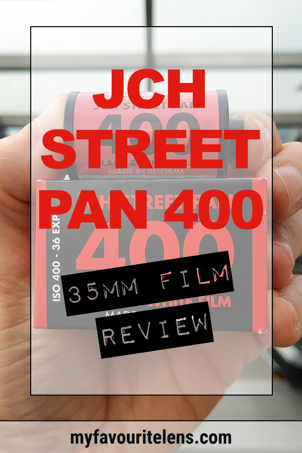 JCH Street Pan 400 is a film produced by Bellamy Hunt from Japan Camera Hunter. It's a stock I've enjoyed shooting so far. Come learn why in this review.