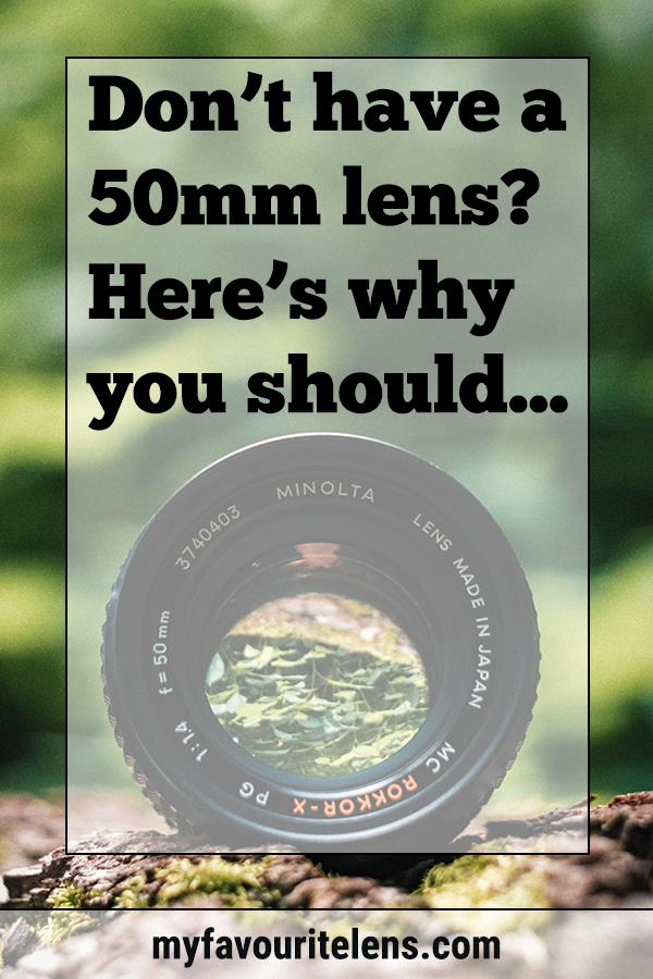 Wondering whether to pick up a 50mm lens? I've got 7 reasons why you should. Come learn how a nifty fifty can help you improve your photography.